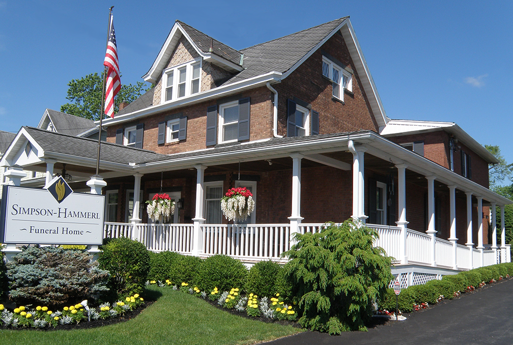 Kingston Funeral Home Exterior 1